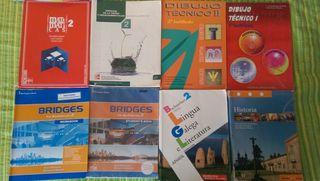 Libros 2°Bach Ciencias tecnológicas