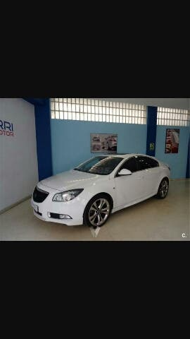 Opel insignia 4x4 sportive 250 cv gadolina