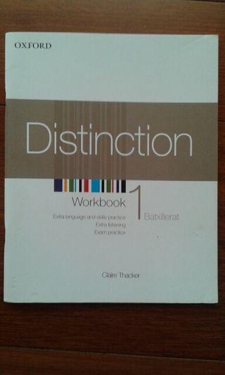 Libro Distinction 1