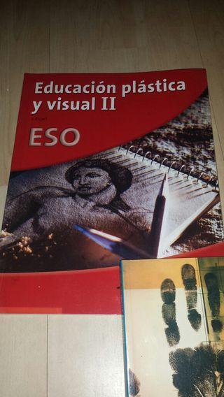 Libro de educación plástica y visual