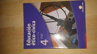 Libro de educación ético civica