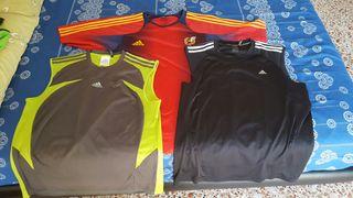 Camisetas de deporte Adidas