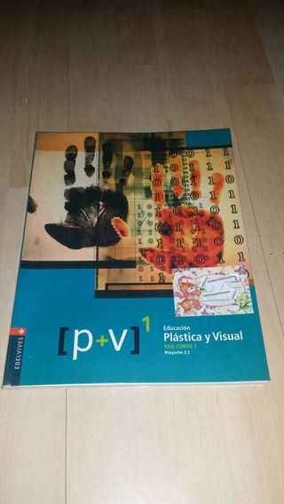 Libro de plástica y visual