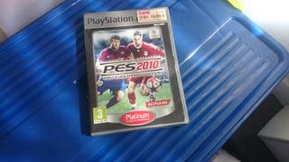 Pro Evolution Soccer 2010 psp Nuevo