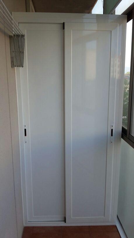 Armarios aluminio para exterior de segunda mano en m laga en wallapop Armarios en malaga