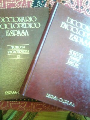Diccionario Enciclopedico 24 tomos