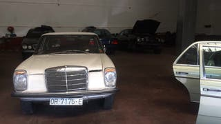 Despiece Mercedes 220d