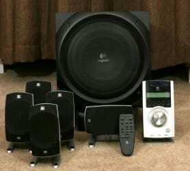 Logitech Z-5500 THX-Certified 5.1 Digital Surround Sound Speaker