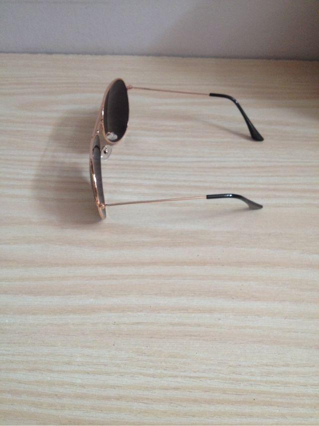 Gafas de sol nuevas