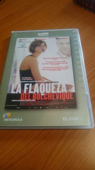 La Flaqueza del Bolchevique en DVD