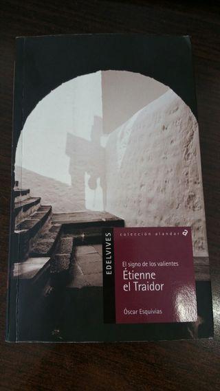 Libro Etienne el Traidor