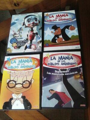 Lote películas infantiles