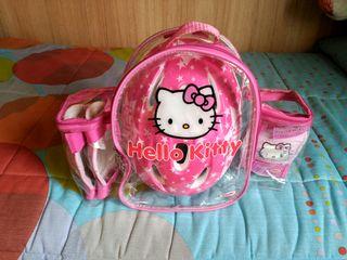 Kit protección Hello Kitty