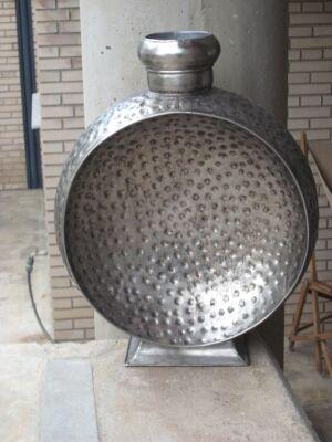 Vasija metálica