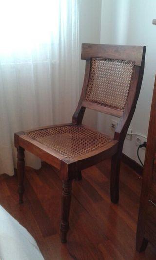 Sillas de segunda mano en la provincia de a coru a en wallapop - Segunda mano coruna muebles ...