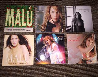 Singles de Malú