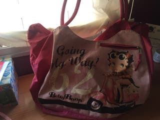 Bolso Grande Betty Boop