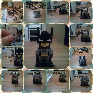 Muñecos minilego para construir.