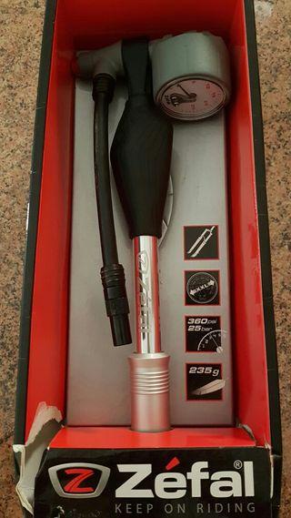 Hinchador Zéfal Z-Shock de Horquilla y Amortiguador.