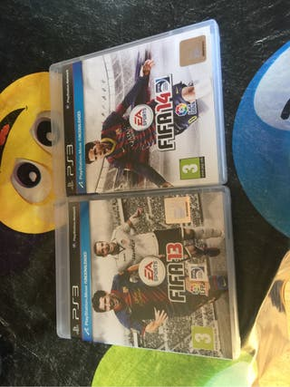 FIFA 13 FIFA 14 ps3