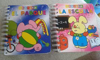Libros infantiles veo-veo