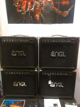 Amplificador guitarra válvulas ENGL Gigsmaster 30W