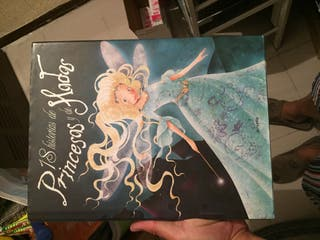 Libro infantil 18 cuentos de Hadas