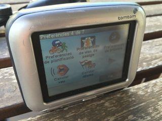 Tomtom GO 500 con manos libres Bluetooth