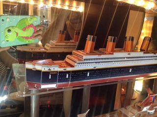 Maqueta De Titanic XXL