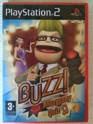 Buzz p2 musical en polaco