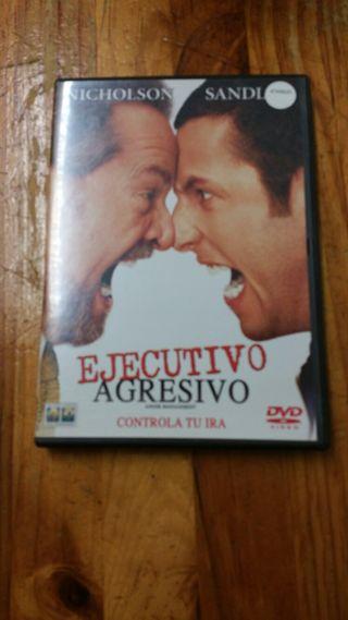 DVD Ejecutivo agresivo