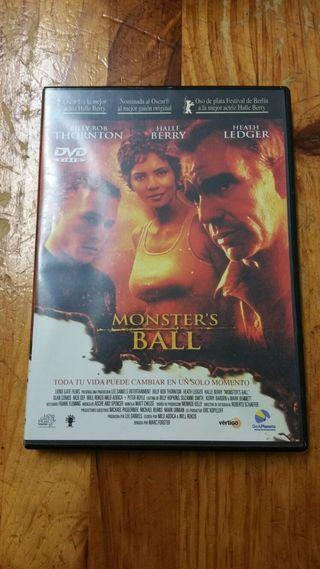 DVD Monsters Balls