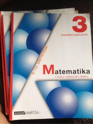 Matemática 3 dbh