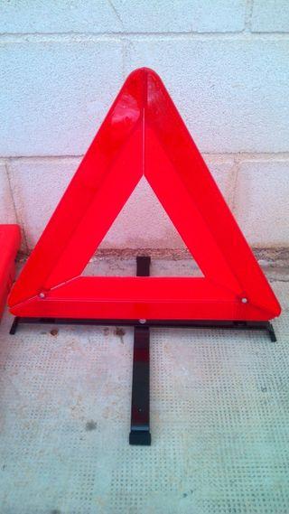 Triangulo de averia