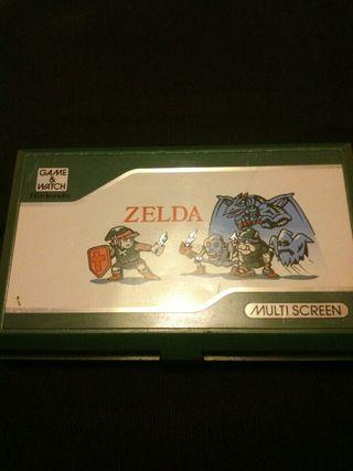 Zelda Nintendo game & watch