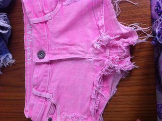 Pantalon Rosa Talla 32