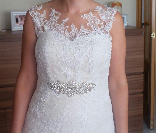 vestido de novia de segunda mano por 700 € en sant vicenç dels horts