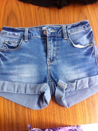 Pantalon Corto Talla 32