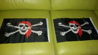 banderas piratas