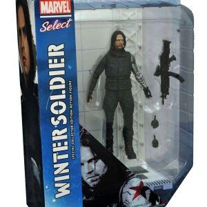 Marvel select civil war Soldado de Invierno