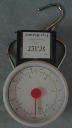 Peso para equipaje