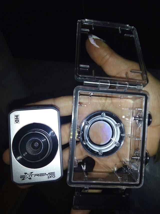 Video-Camara deportiva EXTREME PRO + Micro SD 8GB