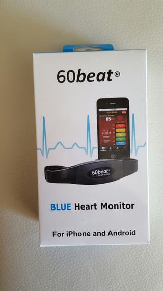 60 beat pulsometro iphone y Android