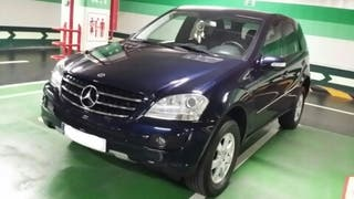 Mercedes 4x4 matic cdi 280cc 190cv