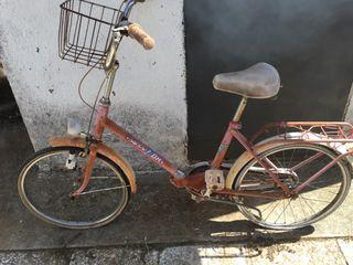 "Bicicleta bh happy 20"" rosa para restaurar"
