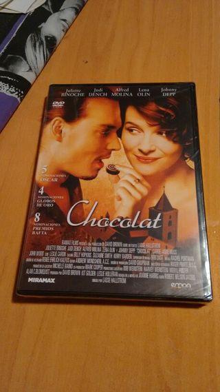 Chocolat Dvd Nueva