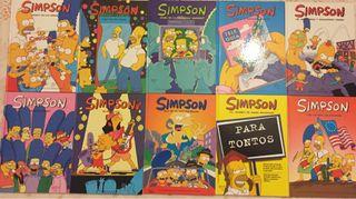 Colección Los Simpson (Último precio)