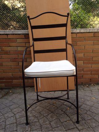 sillas cabecera comedor de segunda mano por 50 en