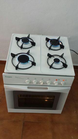 conjunto de horno encimera de gas teka de segunda mano On encimera de gas segunda mano