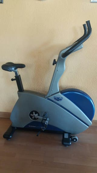 Bicicleta estatica profesional